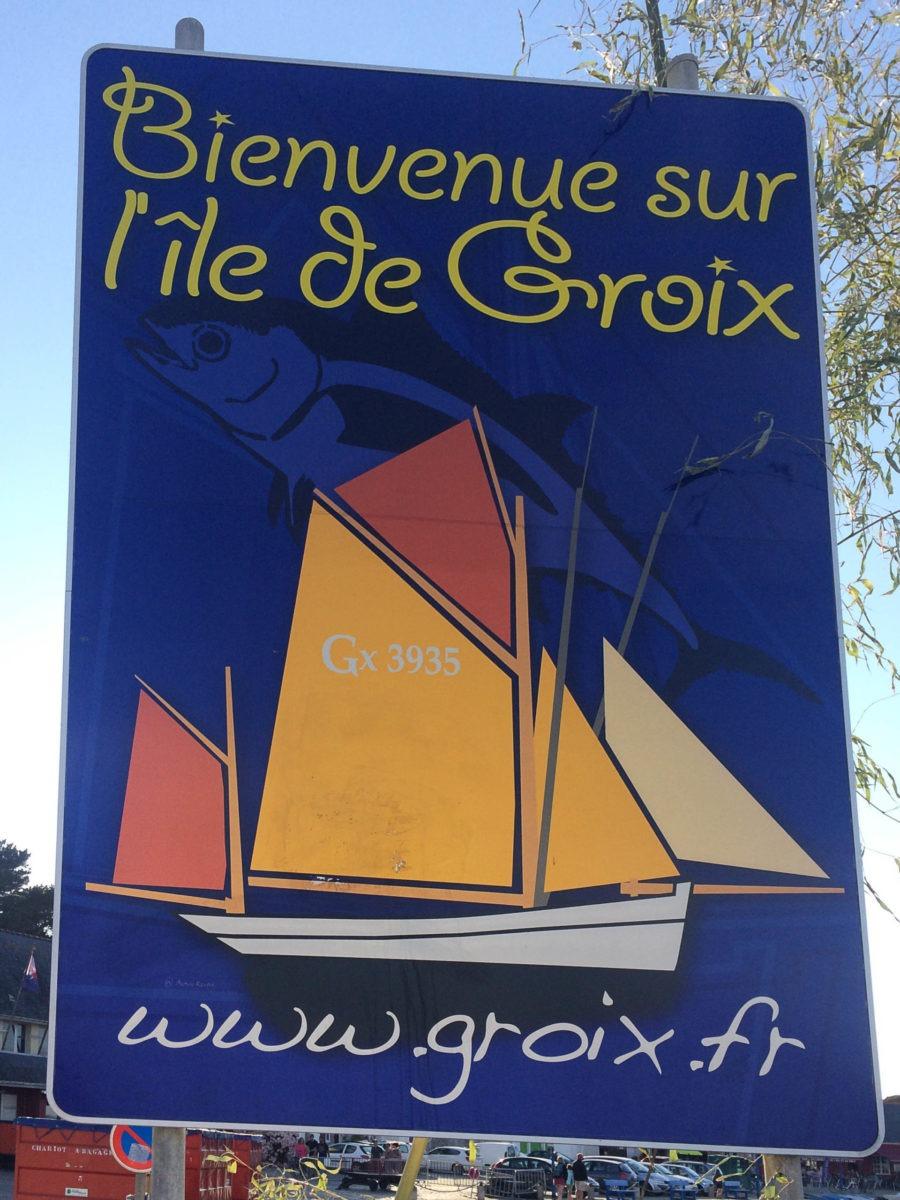 Bienvenue sur Île de Groix