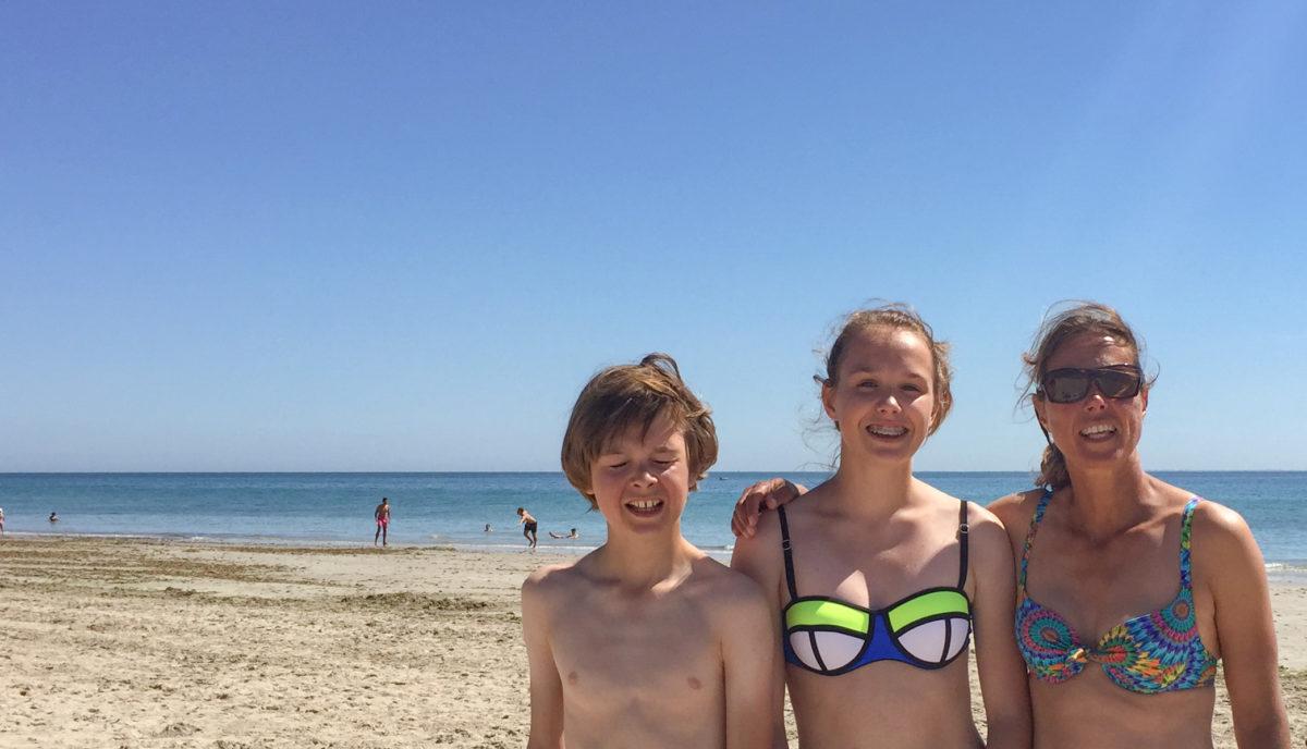Strand bij Couarde