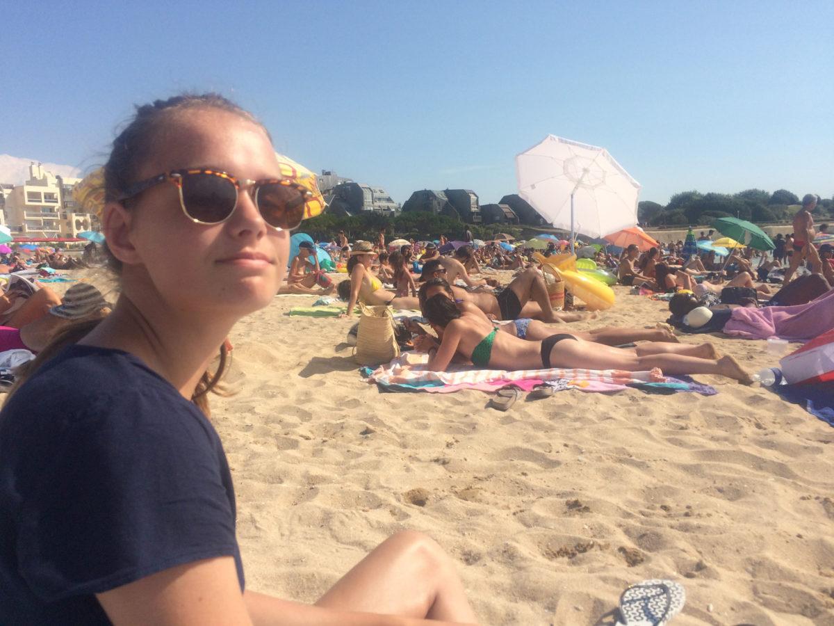 Strand La Rochelle