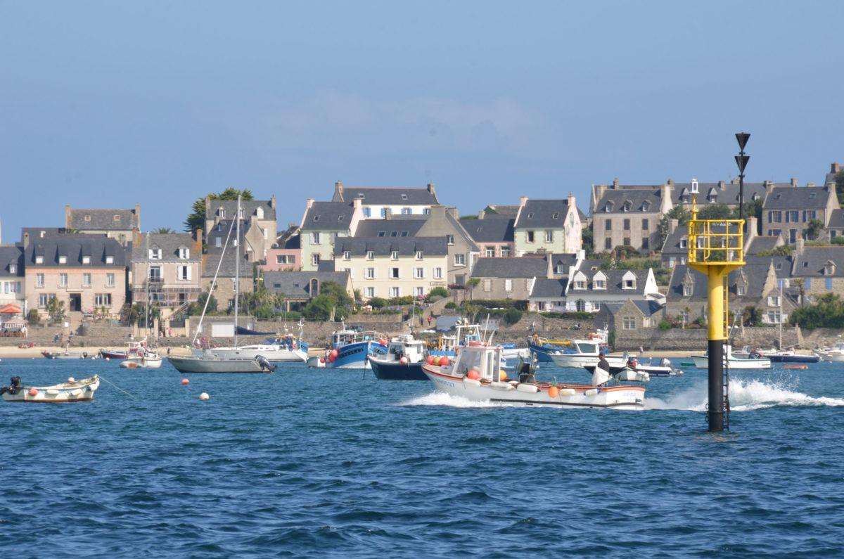Noord Bretagne, Île de Batz