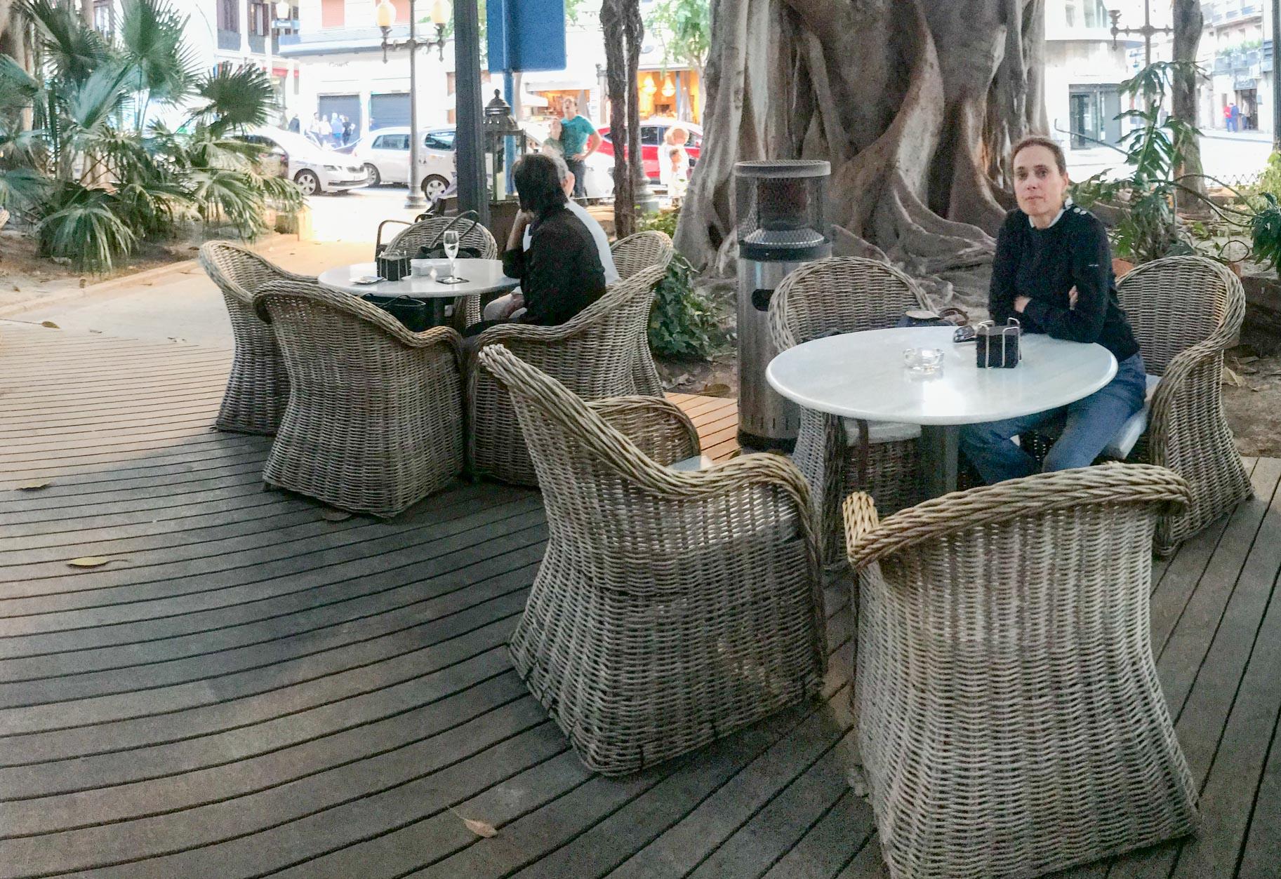 Soho Park bar Alicante