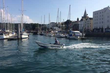Guernsey Harbour Control